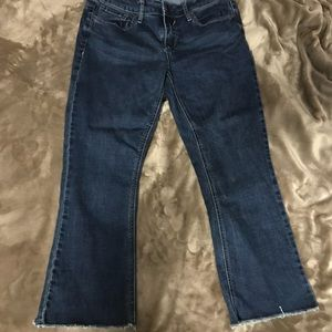 Seven7 jeans size 8 ankle duster